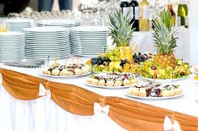 Що приготувати на фуршет - найкращі закуски. Фото з сайту ya-ru.net