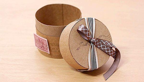 Як зробити красиву коробочку для подарунка. Фото з сайту papercreative.ru