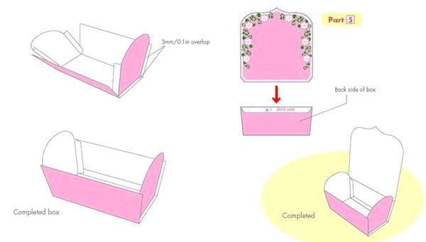 Коробка для подарунка. Фото з сайту liveinternet.ru