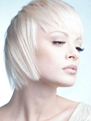 Як красиво укласти чубок. Фото з сайту womenprich.ru