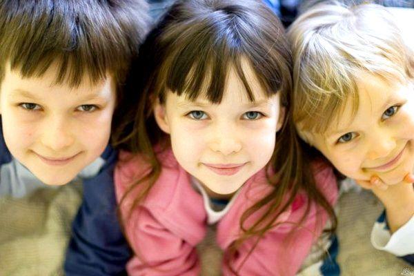 Дитячі ігри та розваги на день народження. Фото з сайту melomi.ru