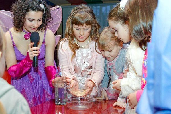 Граємо в маленьких фей. Фото з сайту babyclown.ru