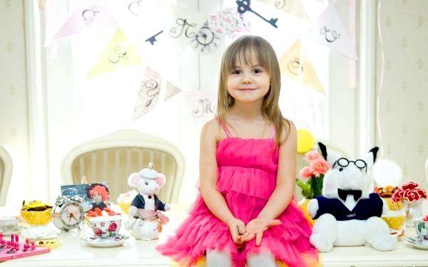 День народження дівчинки - сценарій свята. Фото з сайту promama.info