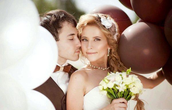 Фото - Шоколадна весілля, або солодке торжество