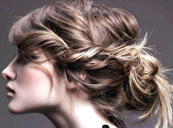 Укладені локони в гарну зачіску. Фото з сайту lady-zaza.ru
