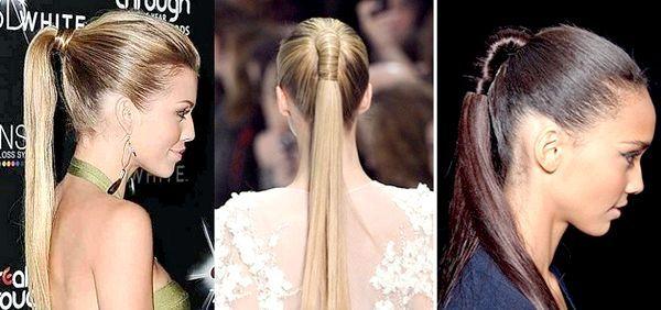 Волосся, акуратно зібране у хвіст, виглядають дуже ефектно. Фото з сайту kaktotak.info