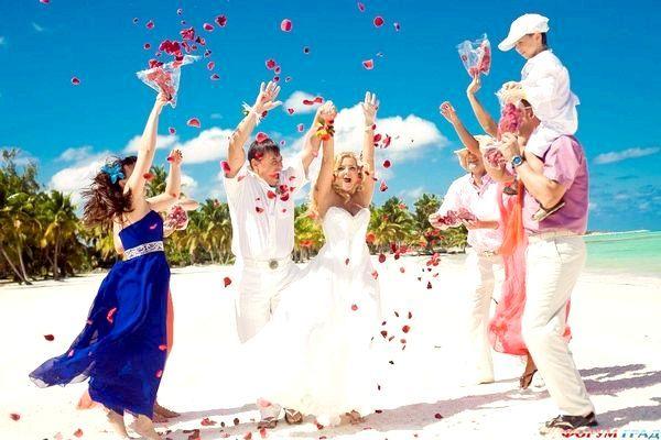 Незвично, романтично, красиво - весілля на Мальдівах. Фото з сайту forum-grad.ru