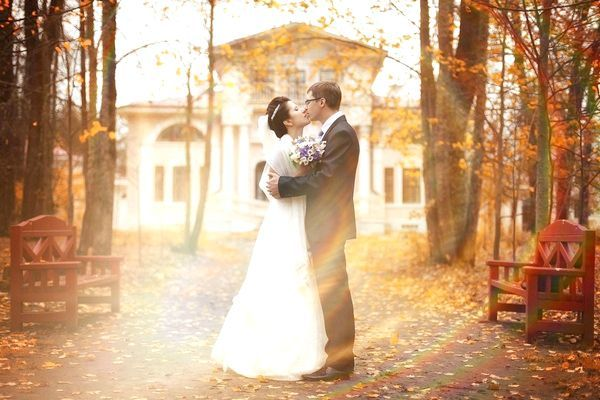 Як провести весілля восени: основні моменти. Фото: kichigin19 - Fotolia.com