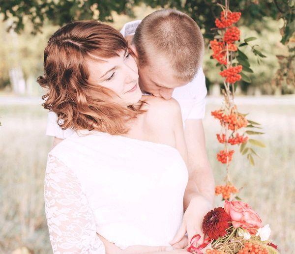 Осінь - весільна пора. Фото: Maya Kruchancova - Fotolia.com