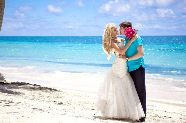 Фото - Весілля в домінікани: символічне і офіційне торжество