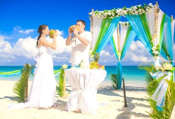 Ефектна церемонія одруження. Фото з сайту vk.com