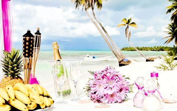 Красиво, незвично, ефектно - весілля в Домінікані. Фото з сайту luxuryweddingislands.blogspot.com