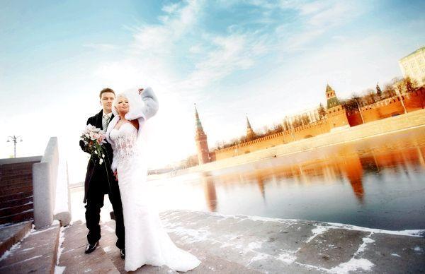 Фото - Весілля в москві: як вибрати загс, місця для фотосесії і банкету