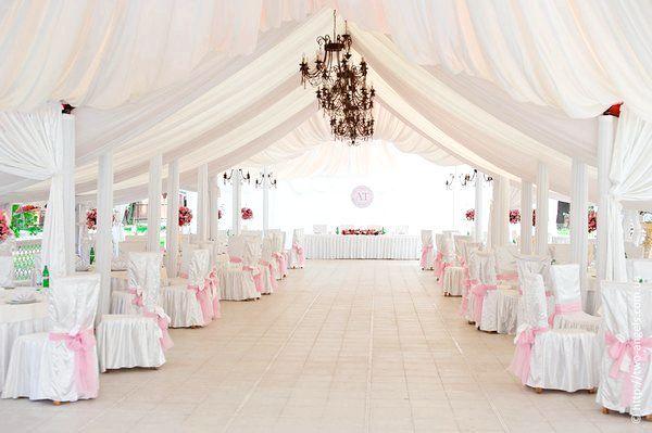 Як організувати весілля в шатрі. Фото з сайту odessa-svadba.com