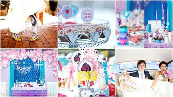 Як влаштувати божевільне чаювання? Фото з сайту decorstilno.ru