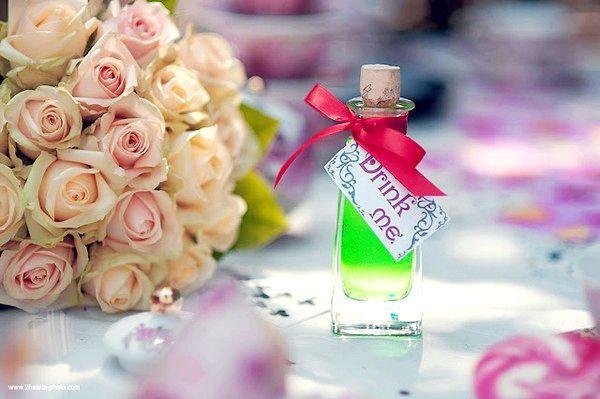 Цікаві ідеї в оформленні казкової весілля. Фото з сайту 2hearts-photo.blogspot.com