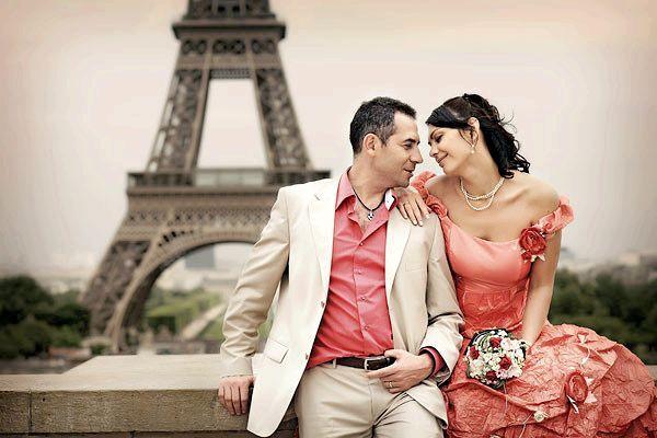 Фото - Весілля в стилі «Мулен Руж» - сміливо, яскраво, елегантно!
