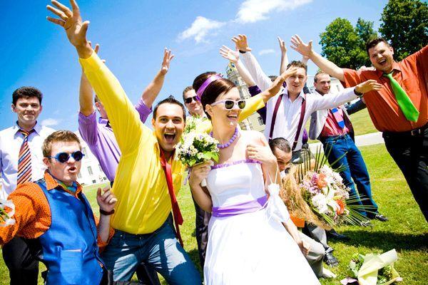 Як вибрати наряд для весілля в стилі стиляг. Фото з сайту stilyagishow.ru