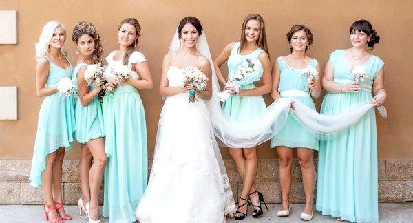 Стиль Тіффані - ефектно, яскраво, модно! Фото з сайту prosvadby.com