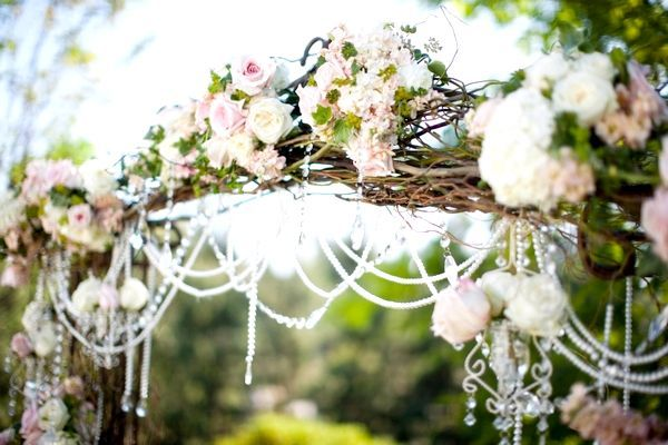 Фото - Весільна арка: двері в нове життя
