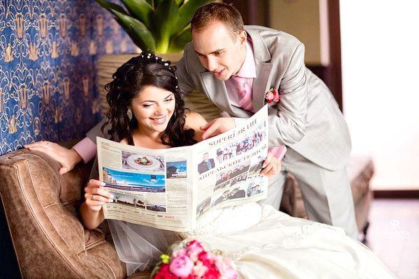 Весільні фото - пам'ять на все життя. Фото з сайту delayfoto.ru