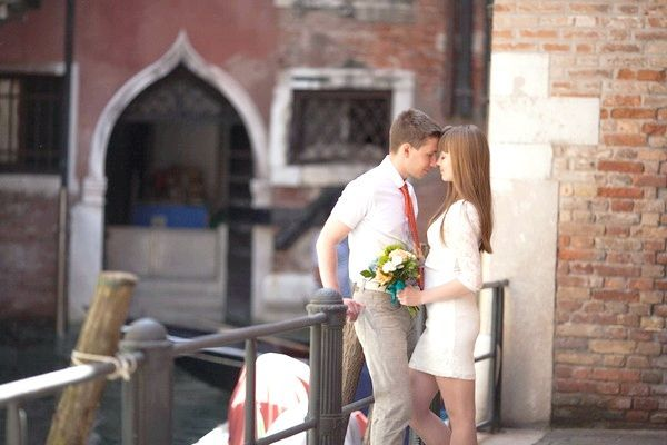 Медовий місяць в Венеції - романтика і любов! Фото з сайту fotoches.livejournal.com