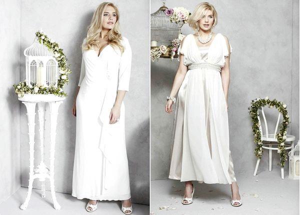 Весільні сукні з рукавами - ніжно і стильно. Фото з сайту eurochic.com.ua