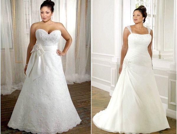 Як знайти свою модель весільного плаття? Фото з сайту ladyzest.com