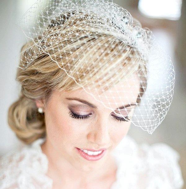Яку весільну зачіску зробити на коротке волосся. Фото з сайту imgpixel.ru