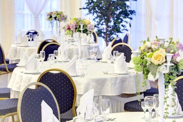 Як вибрати відповідний ресторан для весільного торжества. Фото з сайту hotelgreen.ru