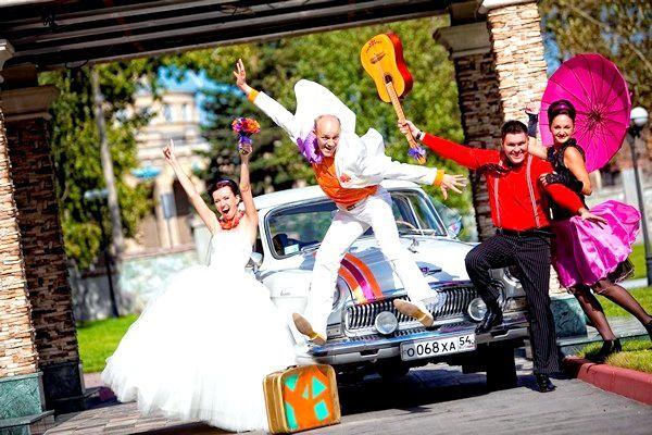 Як вибрати тему весілля? Фото з сайту izhsvadba.ru