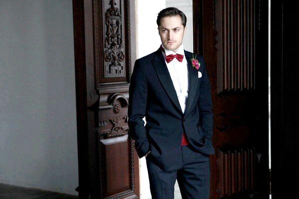 Black Tie для чоловіків. Фото з сайту kinomoda.com
