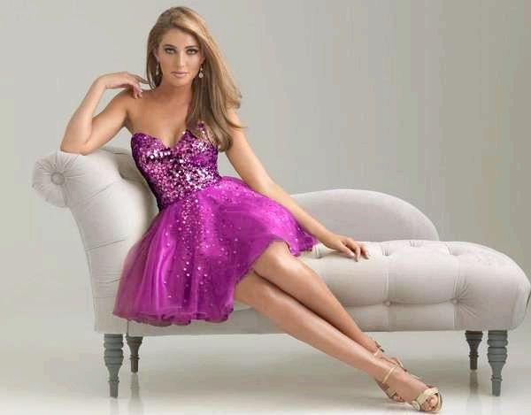 Грайливий коктейльне плаття господиня року теж оцінить. Фото з сайту images.wear-it.net