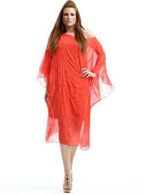 Фото - Вечірня сукня для повних жінок. Так чи складний вибір?