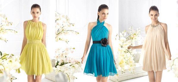 Фото - Вечірня сукня на весілля: правила вибору