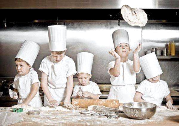 Фото - Веселий кулінарний майстер-клас - найкращий подарунок для вашої дитини!