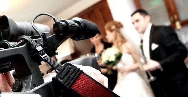 Фото - Відеооператор на весілля: поради молодятам