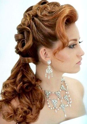 Власниці довгого волосся можуть дозволити собі будь-яку зачіску. Фото з сайту 100nianhaohe.com