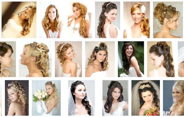 Різноманітність зачісок на довге волосся. Фото з сайту on-woman.com