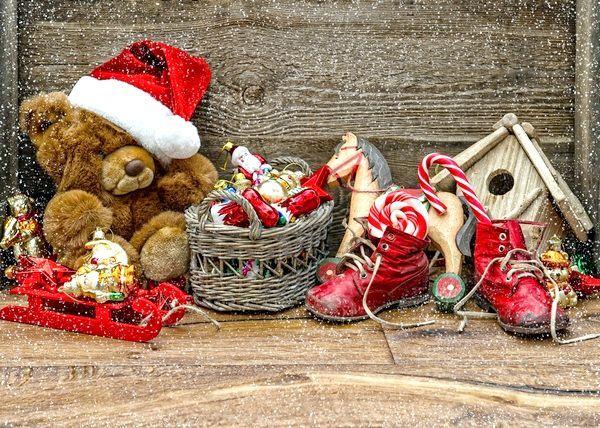 Створюємо новорічну казку. Фото: LiliGraphie - Fotolia.com