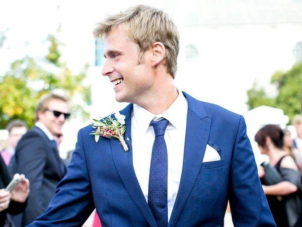 Фото - Вибираємо весільний костюм нареченого: актуальні рекомендації