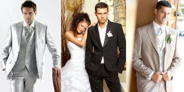 Важливо, щоб костюм підходив по стилю до плаття нареченої. Фото з сайту http://wedding-diary.ru/