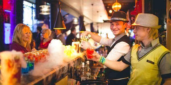 Фото - Виїзний бар як свіжий акцент будь-якого свята