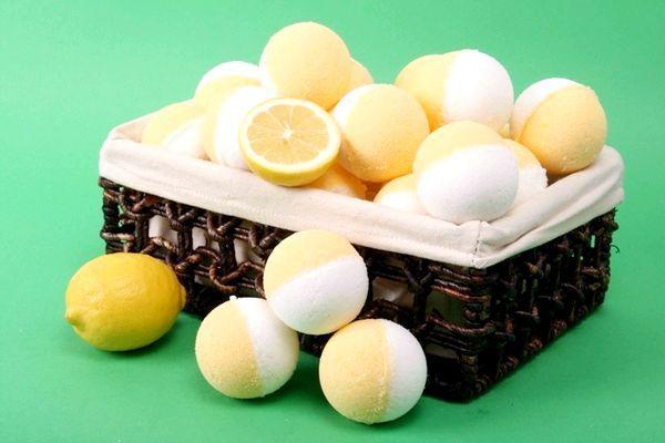 Робимо бомбочки для ванни самі. Фото з сайту happy-journal.com