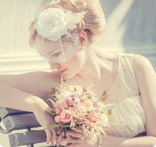 Фото - Загадковий аксесуар для стильної жінки - вуалетці