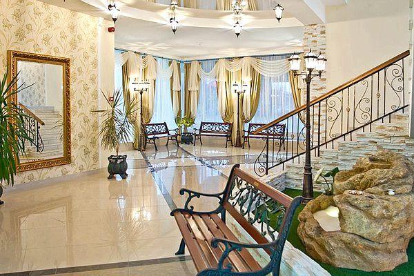 Загс Курортного району. Фото з сайту weddingindustry.ru