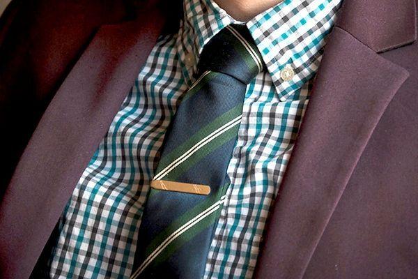Фото - Затиск для краватки - знак впевненості в собі