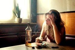 Фото - Жіночий алкоголізм - симптоми